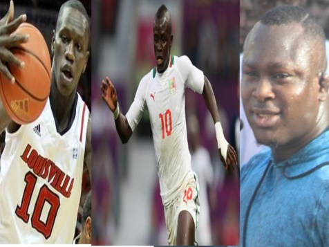 modou l gorgui sy dieng et sadio man nomin s parmi les meilleurs sportifs 2014. Black Bedroom Furniture Sets. Home Design Ideas