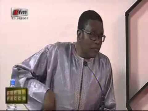 """Vidéo - Mbaye Jacques Diop:  """"Je ne suis pas ingrat ..."""""""