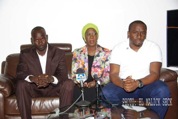 ODCAV-Dakar: Anta Sarr Diacko et Elimane Lam offrent des lots de maillots à la Zone 4 B de Sicap