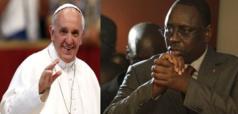 Macky Sall reçu par le Pape François