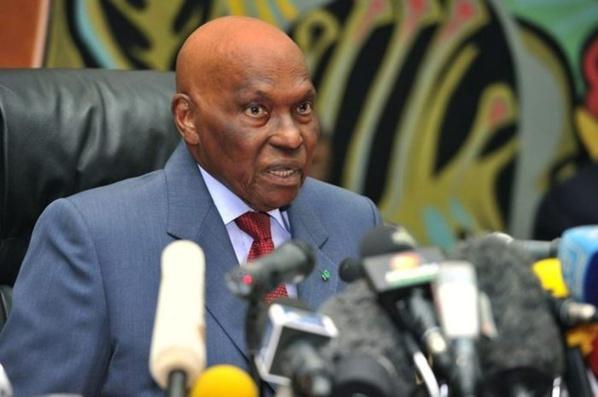 Message de Me Wade au Comité directeur du PDS : « Je serai devant le 21 novembre »