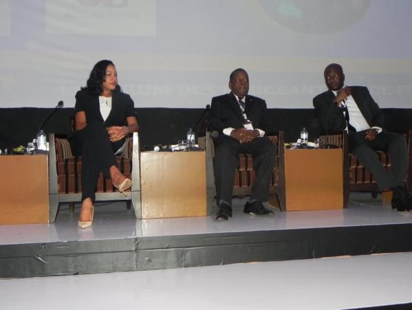 Lena Séne, banquier:«RENFORCER LES CAPACITÉS DES PME»
