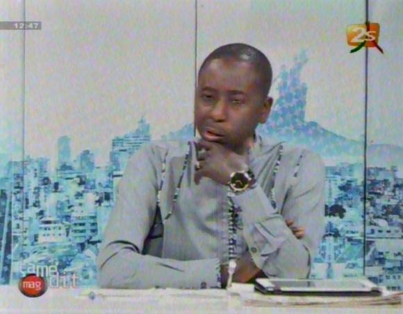 [Vidéo] La revue de presse de Pape Alé Niang dans « ça me dit mag » du samedi 15 novembre 2014