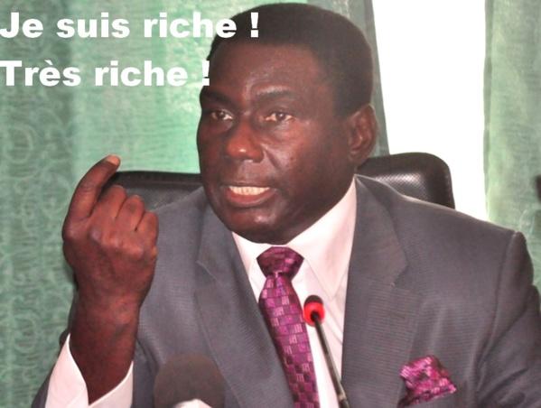 Quand Dr Cheikh Kanté oublie qu'il est payé pour faire du PAD un redoutable concurrent