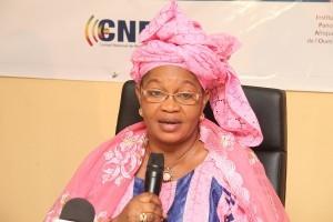 Régulation et modèle économique des sites : Aïda Mbodj va déposer une proposition de loi