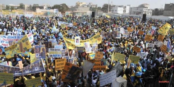 Meeting de l'opposition du 21 novembre : Les femmes comptent mobiliser jusqu'à 1,5 million de personnes