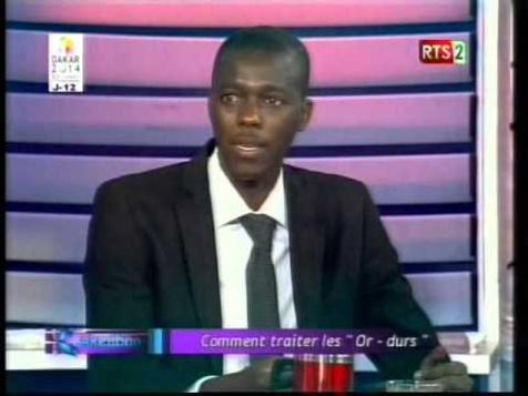Kenkelibaa reçoit Ibrahima Diagne