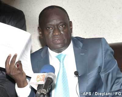 "Me El Hadji Diouf : ""Sidiki Kaba a obtenu la tête d'Alioune Ndao en ne disant pas la vérité à Macky Sall, en complotant"""