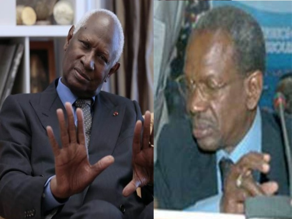 """Omar Khassimou Dia répond à Abdou Diouf : """"Ce sont des mensonges, je vais porter plainte pour injures"""""""