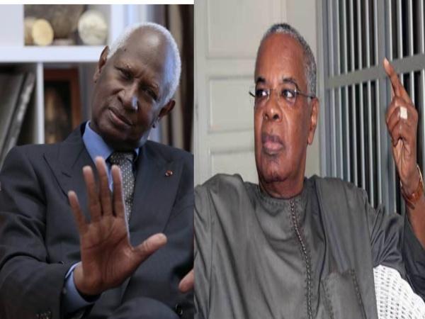 "Djibo Kâ : ""Abdou Diouf se fout de moi, tout ce qu'il raconte est faux"""