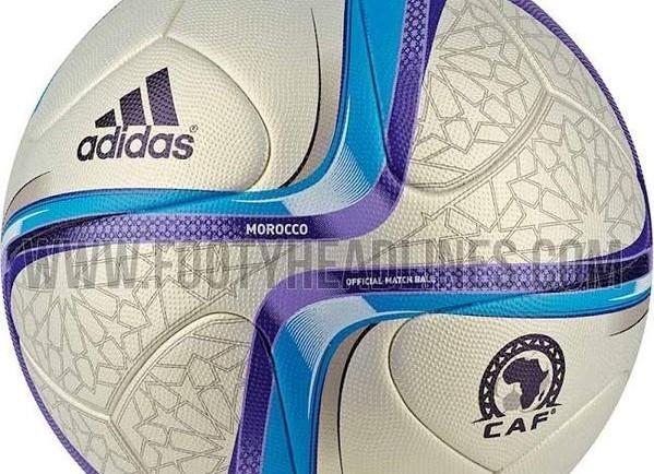 CAN 2015 : Le ballon officiel devoilé