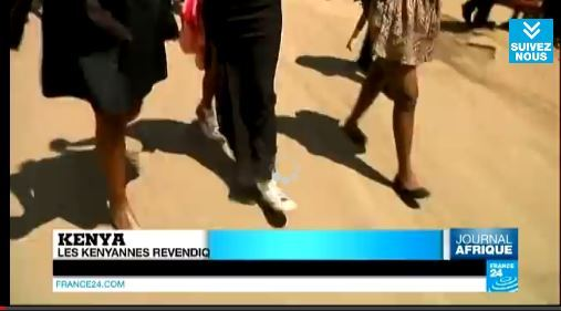 Kenya-Stupeur après l'agression d'une femme qui portait une mini-jupe