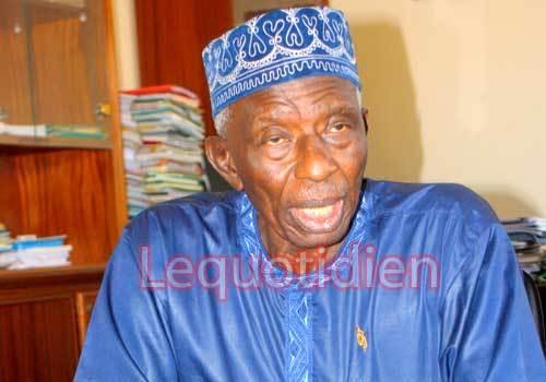 """Doudou Issa Niasse  : """"Un homme comme Abdou Diouf aurait pu se passer de cela"""""""