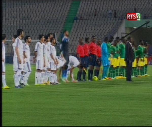 Suivez En Live sur Leral.net le match Sénégal- Botswana