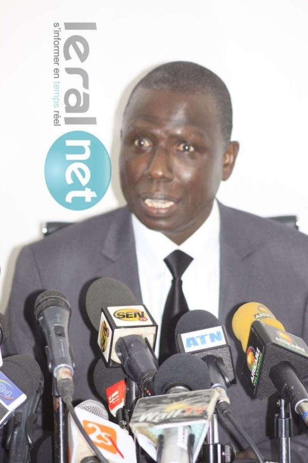 """Macky """"humilie"""" encore Alioune Ndao : L'ex-Procureur spécial casé à la Cour d'appel de Dakar."""