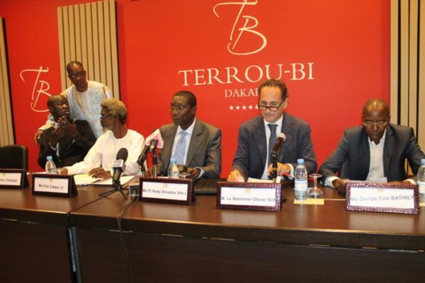 Urgent:  La conférence de presse des avocats de Karim Wade reportée