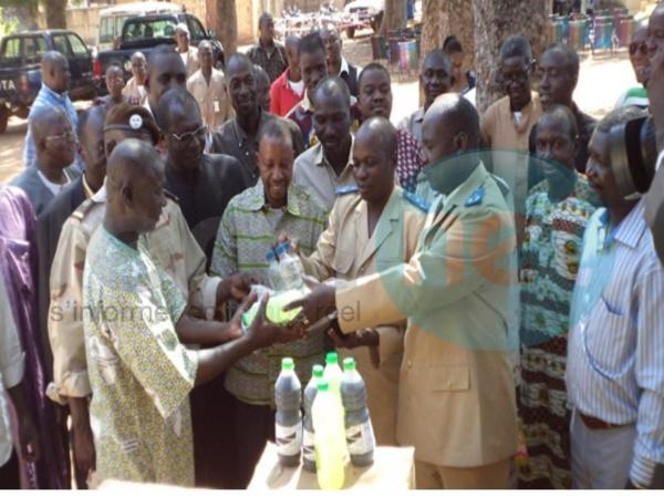 Situation de la lutte contre la maladie à virus Ébola au Mali