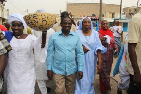 Place de l'Obélisque : Pape Diop invite Idrissa Seck à rejoindre Me Wade...
