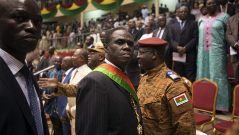 Burkina Faso: Michel Kafando annonce une enquête pour identifier le corps de Sankara