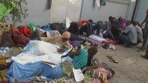 Après l'échec de leur rencontre avec le ministre l'Education nationale, les étudiants de la Fastef poursuivent leur grève de la faim