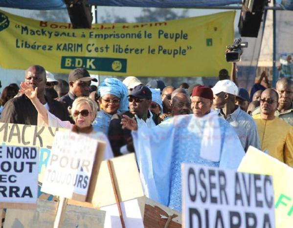Cheikh Oumar Hann, responsable APR à Ndioum : « Le Wade qu'on a vu ne suscite que désolation et pitié »
