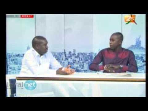 Ça me dit Mag - Pape Alé Niang reçoit le ministre Mor Ngom