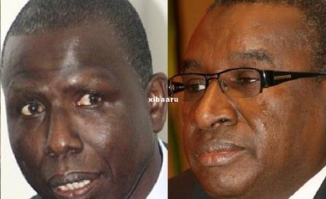 Sidiki Kaba refuse de commenter le limogeage de Alioune Ndao