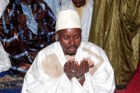 Attaques contre Serigne Bass Abdou Khadre : Abdourahmane Mbacké Kosso met en garde Modou Sidy Mbacké