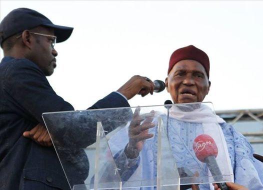 """Ibrahima Ndoye, conseiller du Président : """"Ce sont les fruits des confrontations qui irriguent les veines de Wade"""""""