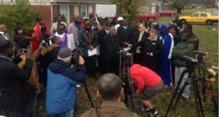 Meurtre du taximan Pape Thiam aux USA : La communauté noire de Louisville proteste