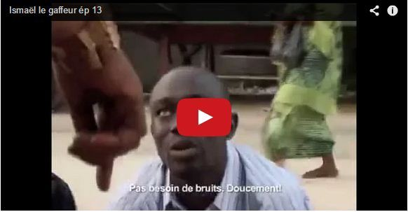 """""""Ismeal Ndiaxum"""" DIAXUM (LE GAFFEUR) ep13"""