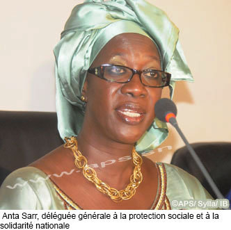 Bourses de sécurité familiale: les ménages bénéficiaires seront pris en charge par la CMU (Anta Sarr)