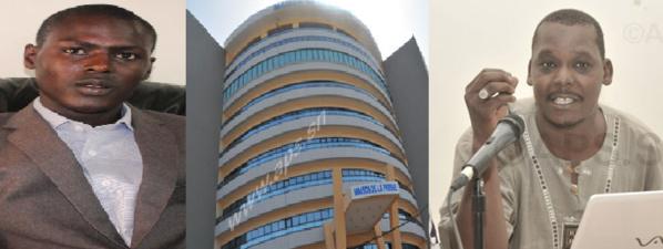 """Maison de la Presse: Le Synpics dénonce la nomination de Bara Ndiaye : """"C'est le parti avant la patrie"""""""