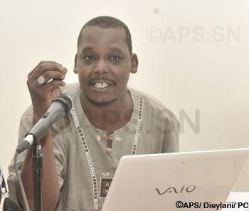 """Khalil Ndiaye : """"L'aide à la presse n'est pas l'aide aux patrons de presse"""""""
