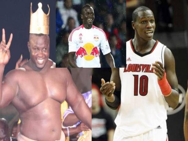 Gorgui Sy Dieng, Sadio Mané, Bombardier et Ibrahima Diop élus meilleurs sportifs