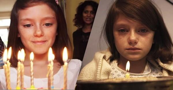 Une petite fille s'est filmée une seconde par jour pendant un an. Cette vidéo nous a donné des frissons, c'est vraiment bouleversant...