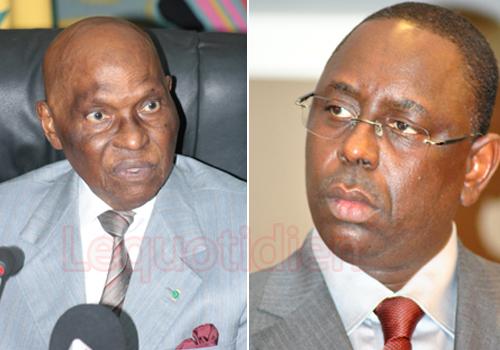Macky retire à Wade son aide de camp : Serait-il en train de retirer le titre d'ancien chef de l'Etat à son prédécesseur ?