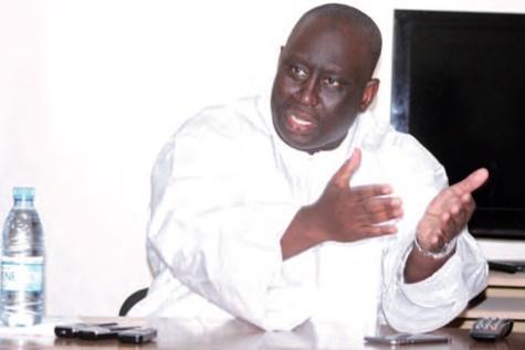 """Aliou Sall : """"Je me demande s'il y a une loi au Sénégal qui veut enterrer les proches du chef de l'Etat"""""""