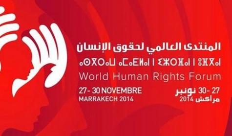 Ils sont venus ! Ils sont tous là !  Les vrais défenseurs des Droits de l'homme sont à Marrakech