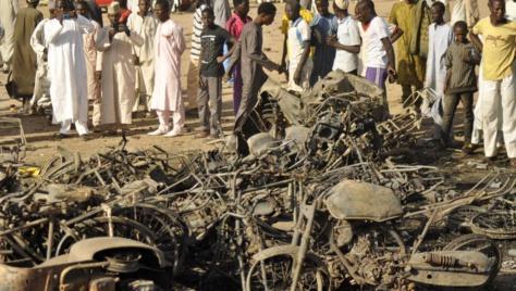 Nigeria: au moins 120 morts dans l'attentat contre la Grande Mosquée de Kano