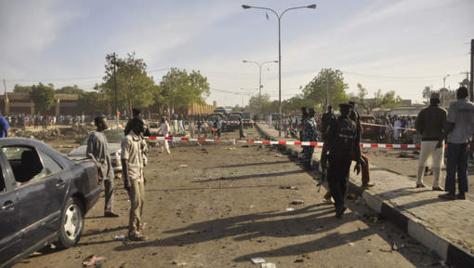 Nigeria : 120 morts et 270 blessés dans l'attentat à la grande mosquée de Kano