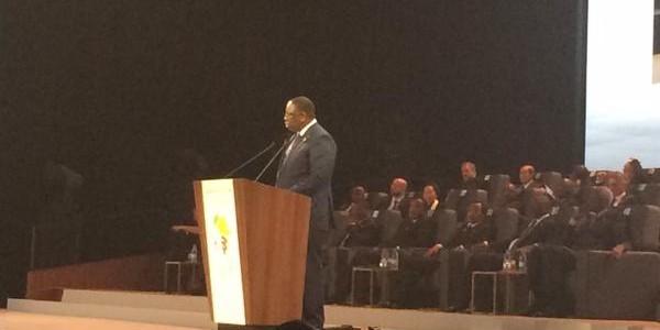 15 ème Sommet francophonie: Relisez l'intégralité du discours de Macky Sall