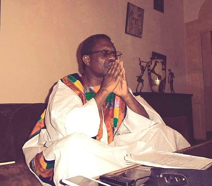 Le motif du départ de l'ex porte-parole du PVD est politique et non du à la célébration du Magal 2014 à Dakar