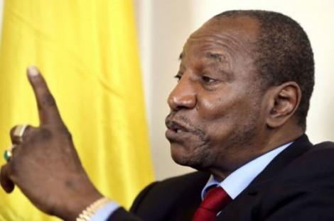 Fermeture des frontières : Le sort des Guinéens ne préoccupe pas les autorités sénégalaises, selon Alpha Condé