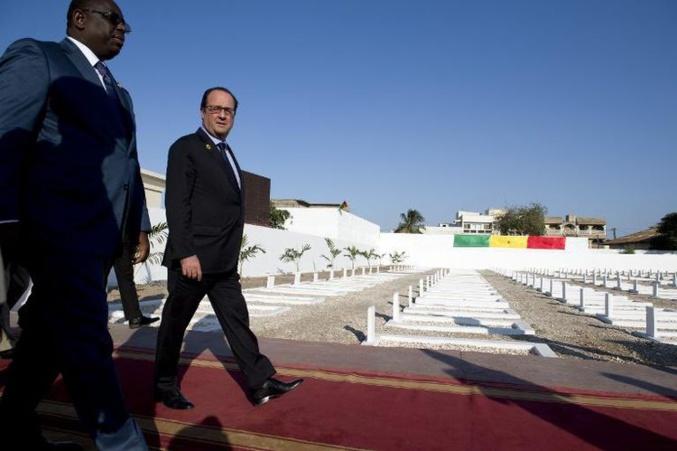 La copie numérique des archives du drame de Thiaroye remise au Sénégal