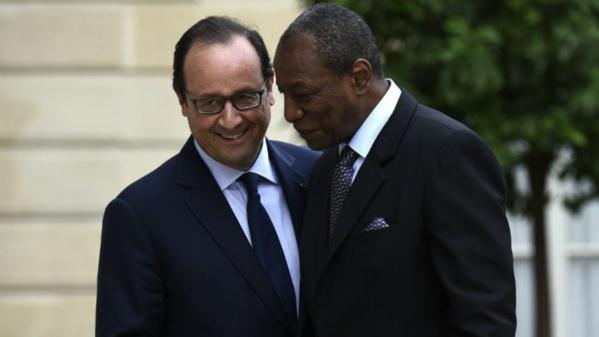 Ebola : François Hollande prône la solidarité