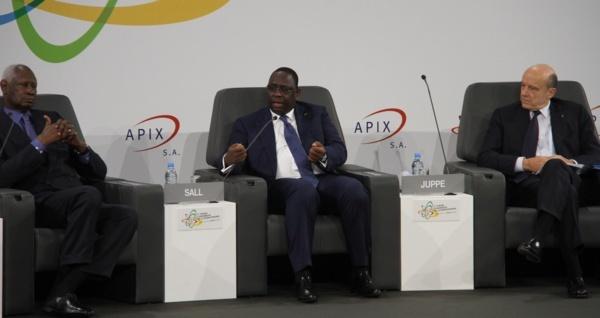 Forum économique francophone : Macky Sall tacle les occidentaux