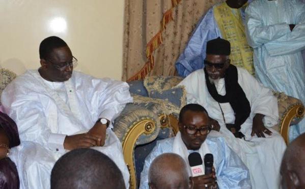 """Macky Sall en visite à Touba jeudi : Le Khalife donne un """"Ndigël"""" pour un accueil chaleureux"""