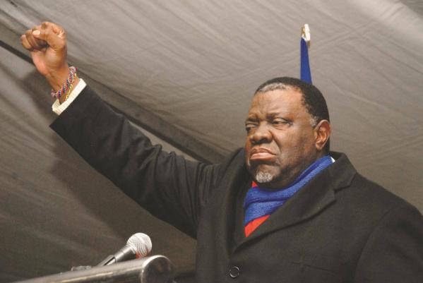 Namibie: Voici Hage Geingob, Élu président De La République