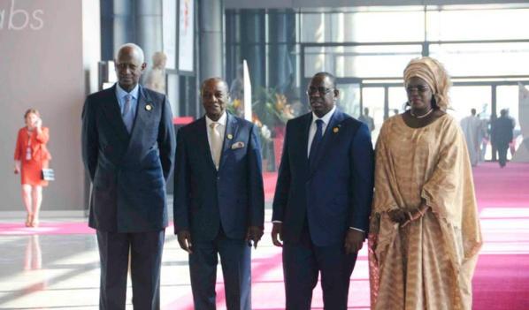 Sommet de la francophonie : Comment Abdou Diouf a désamorcé la bombe Condé